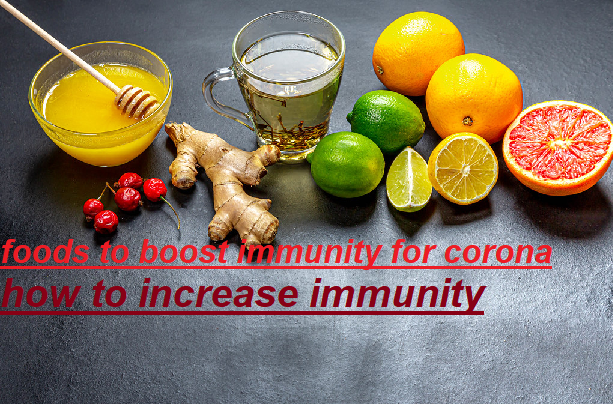 how to increase immunity